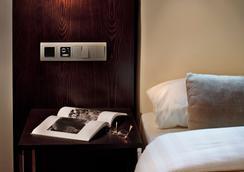 萨雷酒店 - 格拉纳达 - 睡房