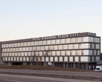 对角线广场酒店 - 萨拉戈萨 - 建筑