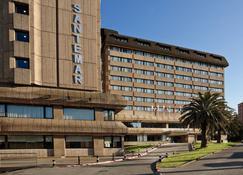 桑特玛尔酒店 - 桑坦德 - 建筑