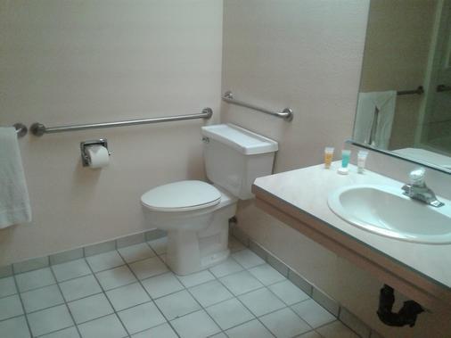 财富酒店及套房 - 拉斯维加斯 - 浴室