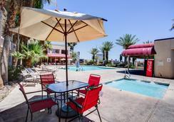 财富酒店及套房 - 拉斯维加斯 - 游泳池