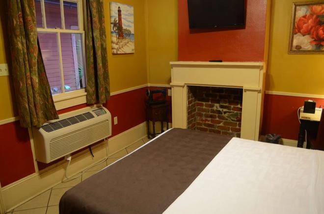 法国人酒店 - 新奥尔良 - 睡房