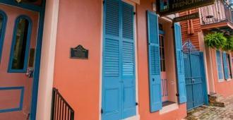 法国人酒店 - 新奥尔良 - 建筑