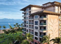 毛伊岛海洋俱乐部-拉海纳及纳皮里别墅万豪假日俱乐部度假酒店 - 拉海纳 - 建筑