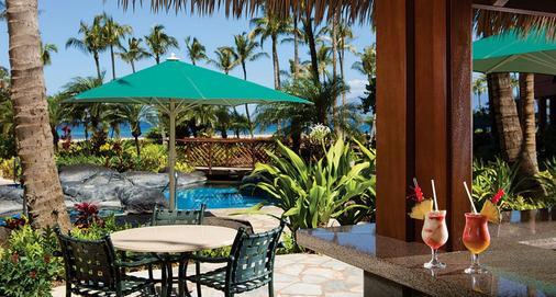 毛伊岛海洋俱乐部万豪酒店 - 拉海纳&纳皮里大厦 - 拉海纳 - 酒吧