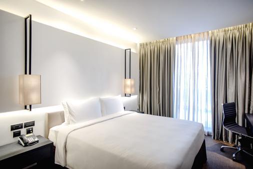 曼谷阿马拉酒店 - 曼谷 - 睡房