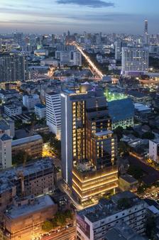 曼谷阿马拉酒店 - 曼谷 - 建筑