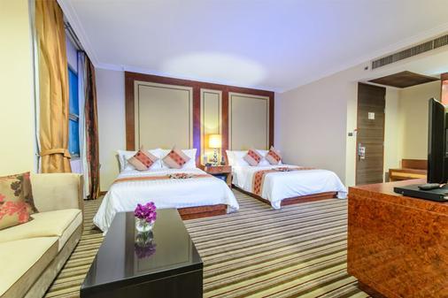 水门伯克利酒店 - 曼谷 - 睡房