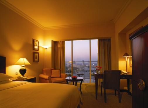 尼罗河大厦酒店 - 开罗 - 睡房