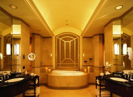 尼罗河大厦酒店 - 开罗 - 浴室