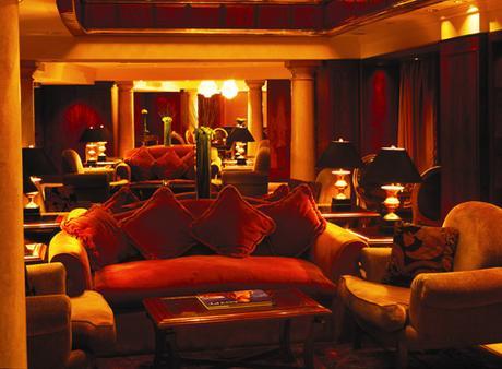 尼罗河大厦酒店 - 开罗 - 酒吧