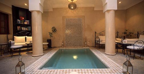 里亚德巴迪亚旅馆 - 马拉喀什 - 大厅