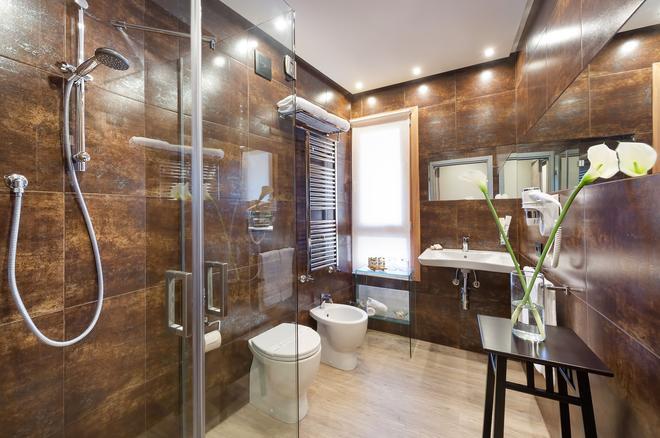 特拉帕尼酒店 - 特拉帕尼 - 浴室