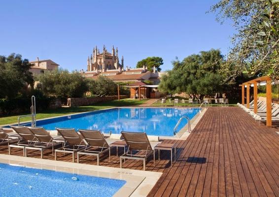 托尔马略卡希尔顿酒店 - 柳奇马约尔 - 游泳池