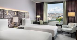 布拉格老城区希尔顿酒店 - 布拉格 - 睡房