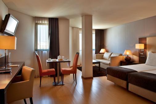 图里姆伊贝利亚酒店 - 里斯本 - 睡房