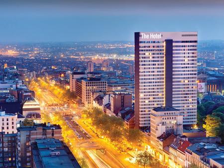 布鲁塞尔酒店 - 布鲁塞尔 - 户外景观