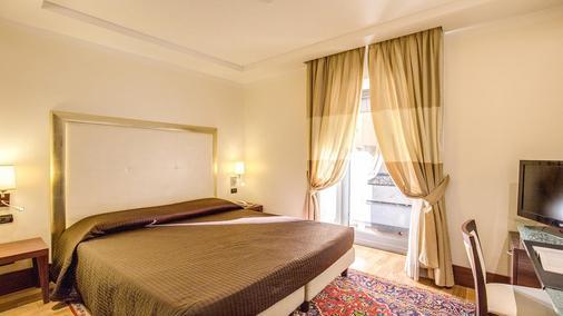 斯顿德酒店 - 罗马 - 睡房
