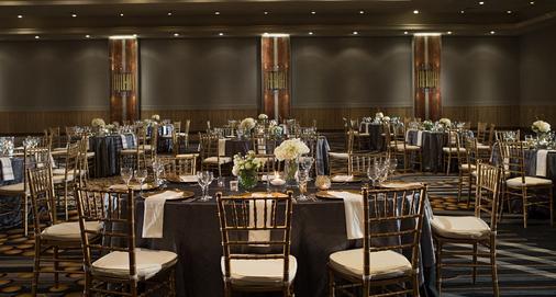 堪萨斯城万豪酒店 - 堪萨斯城 - 宴会厅