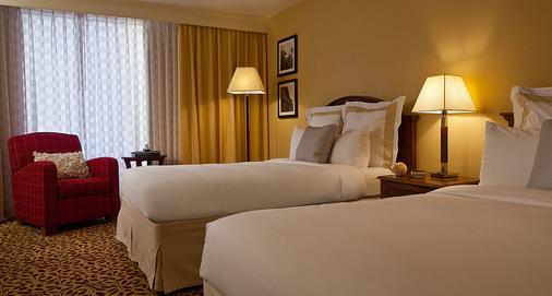 堪萨斯城万豪酒店 - 堪萨斯城 - 睡房