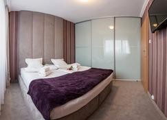 Hotel Europejski - 尼斯 - 睡房
