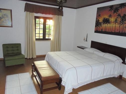 可塔达鲁拉酒店 - Peniche - 睡房