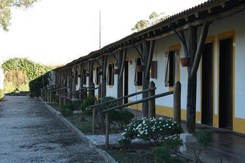 可塔达鲁拉酒店 - Peniche - 建筑