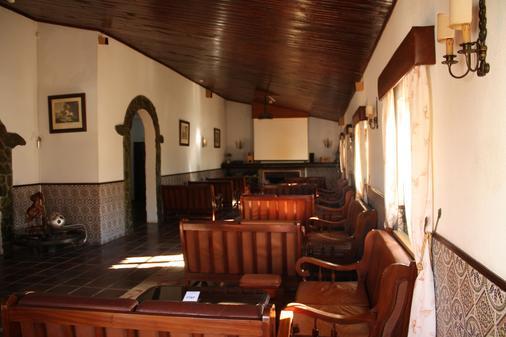 可塔达鲁拉酒店 - Peniche - 酒吧