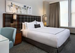 戈弗雷波士顿酒店 - 波士顿 - 睡房