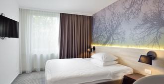 卢布尔雅那公园住宿加早餐旅馆 - 卢布尔雅那 - 睡房