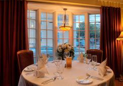 布沙尔餐厅&酒店 - 纽波特