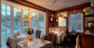 布沙尔餐厅&酒店 - 纽波特 - 餐馆
