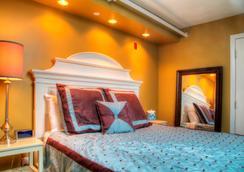 布沙尔餐厅&酒店 - 纽波特 - 睡房