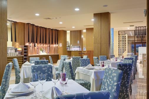 巴塞罗皇家海滩酒店 - 阳光海滩 - 餐馆