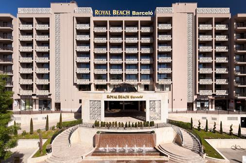 巴塞罗皇家海滩酒店 - 阳光海滩 - 建筑
