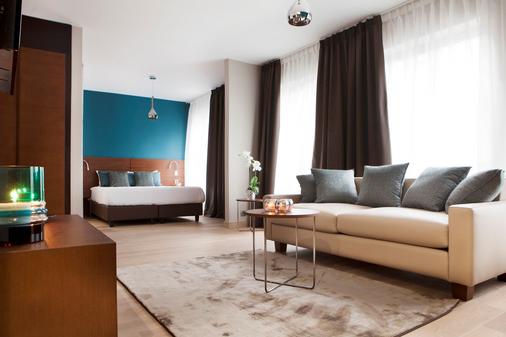 阿根达公寓 - 布鲁塞尔 - 睡房
