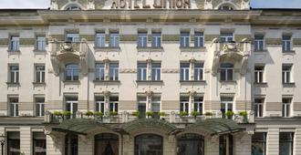 联盟大酒店 - 卢布尔雅那 - 建筑
