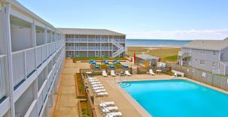 沙堡度假酒店 - 普罗温斯敦 - 游泳池