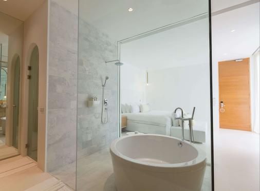 芒库拉贲酒店 - 苏梅岛 - 浴室