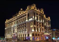 利雅得那耳喀索斯及spa酒店 - 利雅德 - 建筑