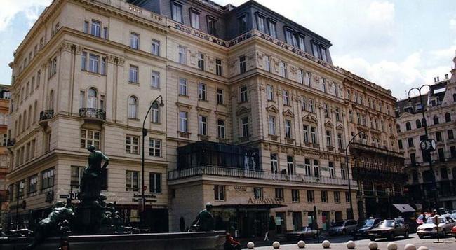 国宾酒店 - 维也纳 - 建筑