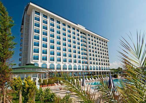 哈林顿公园度假酒店 - 安塔利亚 - 建筑