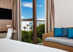 芭堤雅普瑞米尔旅馆 - 芭堤雅 - 睡房