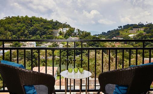 康提遨舍酒店 - 康提 - 阳台
