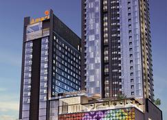 新山阿玛瑞酒店 - 柔佛巴鲁 - 建筑