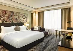 新山阿玛瑞度假酒店 - 柔佛巴鲁 - 睡房