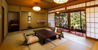 岚山辨庆旅馆 - 京都 - 餐厅