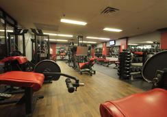 魁北克酒店 - 魁北克市 - 健身房