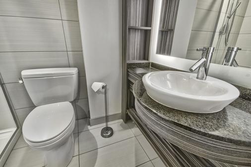 魁北克酒店 - 魁北克市 - 浴室