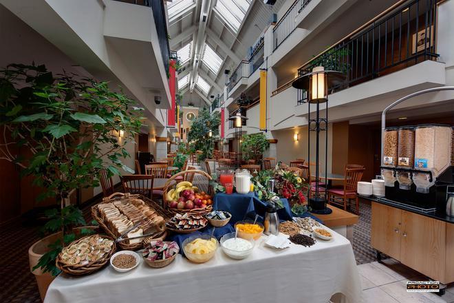 林德伯格酒店 - 魁北克市 - 食物